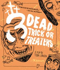 3 Dead Trick Or Treaters Blu-Ray/DVD