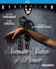 Successive Slidings Of Pleasure Blu-Ray