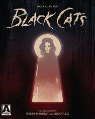 Edgar Allan Poe's Black Cats Box Set Blu-Ray/DVD