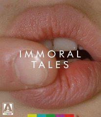 Immoral Tales Blu-Ray/DVD