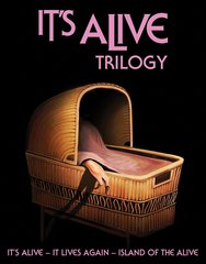 It's Alive Trilogy Blu-Ray