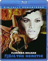 Flavia The Heretic Blu-Ray