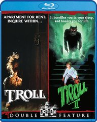 Troll / Troll 2 Blu-Ray