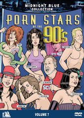 Midnight Blue Collection Volume 7: Porn Stars Of The 90's DVD