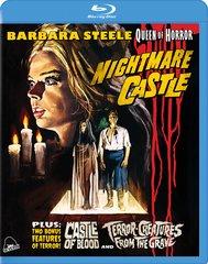 Nightmare Castle Blu-Ray