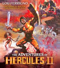 Adventures Of Hercules II Blu-Ray