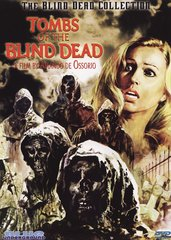 Tombs Of The Blind Dead DVD