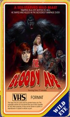 Bloody Ape VHS