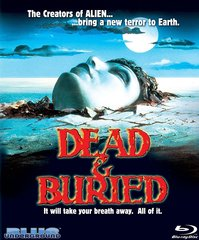 Dead And Buried Blu-Ray