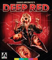Deep Red (Standard) Blu-Ray