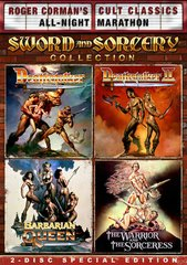 Sword And Sorcery Collection DVD
