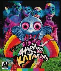 Happiness Of The Katakuris Blu-Ray/DVD