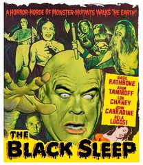 Black Sleep Blu-Ray