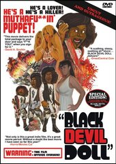 Black Devil Doll DVD