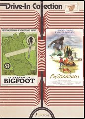 In Search Of Bigfoot / Cry Wilderness DVD