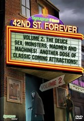42nd Street Forever Volume 2 DVD