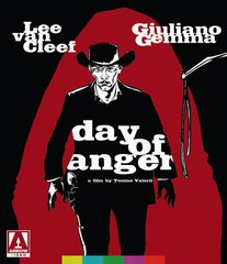 Day Of Anger Blu-Ray/DVD