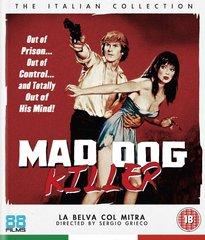 Mad Dog Killer Blu-Ray (Region Free)