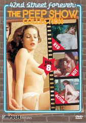 42nd Street Forever The Peepshow Collection Volume 8 DVD