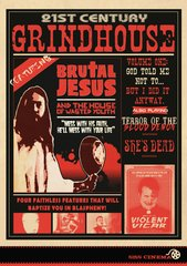 21st Century Grindhouse Volume 1 DVD