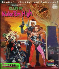 Class Of Nuke Em High Blu-Ray
