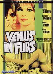 Venus In Furs DVD