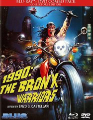 1990: The Bronx Warriors Blu-Ray/DVD