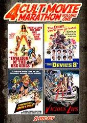 Cult Movie Marathon Volume 1 DVD