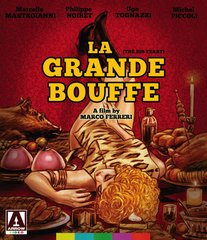 La Grande Bouffe Blu-Ray/DVD