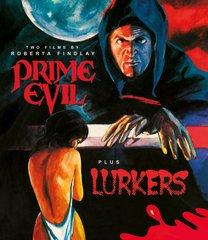 Prime Evil / Lurkers Blu-Ray/DVD