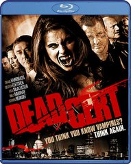 Dead Cert Blu-Ray