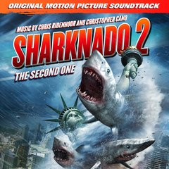 Sharknado 2: The Second One CD Soundtrack