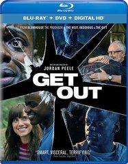 Get Out Blu-Ray/DVD/Digital