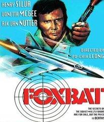 Foxbat Blu-Ray