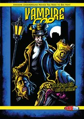 Vampire Cop DVD