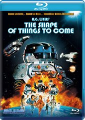Shape Of Things To Come Blu-Ray