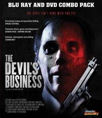 Devil's Business Blu-Ray/DVD