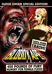 Bloody Ape DVD