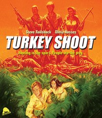 Turkey Shoot Blu-Ray