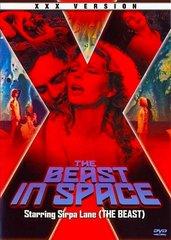 Beast In Space (XXX Version) DVD