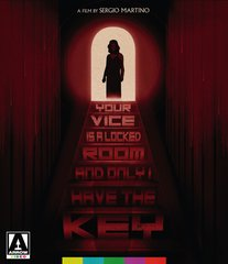 Your Vice Is A Locked Room And Only I Have The Key Blu-Ray