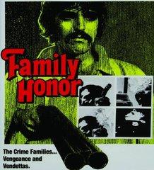 Family Honor Blu-Ray