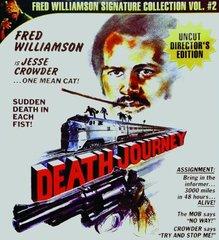 Death Journey Blu-Ray