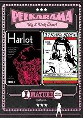 Harlot / Tijuana Blue DVD