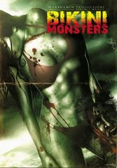 Bikini Monsters DVD