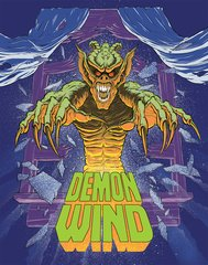 Demon Wind Blu-Ray/DVD