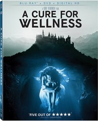 Cure For Wellness Blu-Ray/DVD/Digital