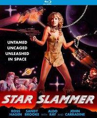 Star Slammer Blu-Ray