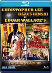 Circus Of Fear / Five Golden Dragons Blu-Ray