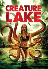 Creature Lake DVD